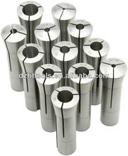 R8 round/Square spring steel Collets