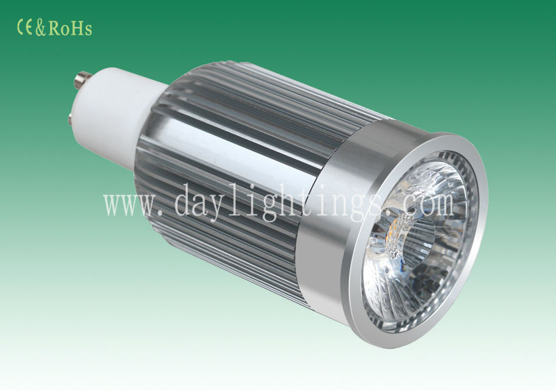 New design Sharp / Everlight 10W COB LED <strong>spotlight</strong>