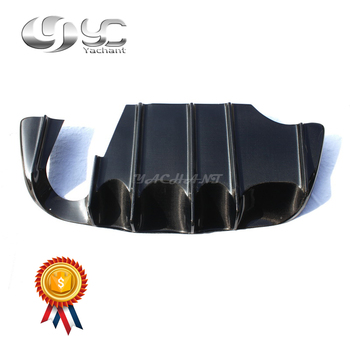 Trade Assurance Carbon Fiber RE AM Old Style Rear Diffuser Fit For 1992-1997 RX7 FD3S Rear Diffuser Lip