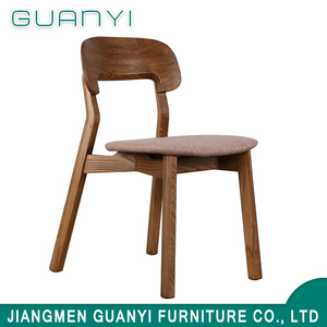 Modern indoor wooden dining room restaurant low back wood dining chairs malaysia