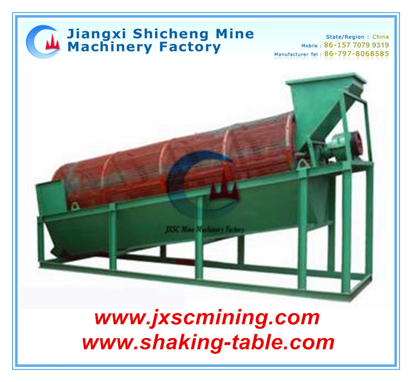 Mineral Detecting Machine,Rotating Screen Equipments for Iron Ore Mines
