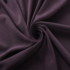 made in China100% supersoft polyester wool fabric