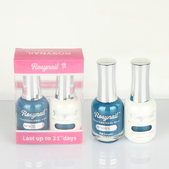 Popular 2 In 1 Private Label OEM Your Own Logo Brands Gel Polish Nail Polish