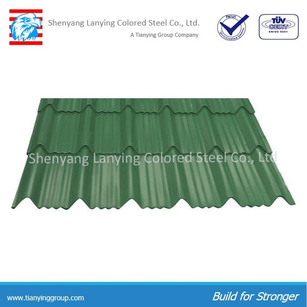 metal roofing sheets/galvanized roofing sheet / zinc color coated corrugated roof sheet