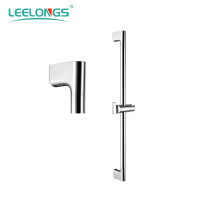 60cm 65cm 70cm 75cm Diameter 25mm Stainless Steel Bano Sliding Shower Bar Kit