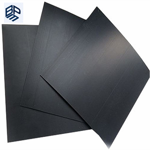 Black Geomembrane 30Mil-60 Mil HDPE Liners to Lake Pond Dam Line Cover