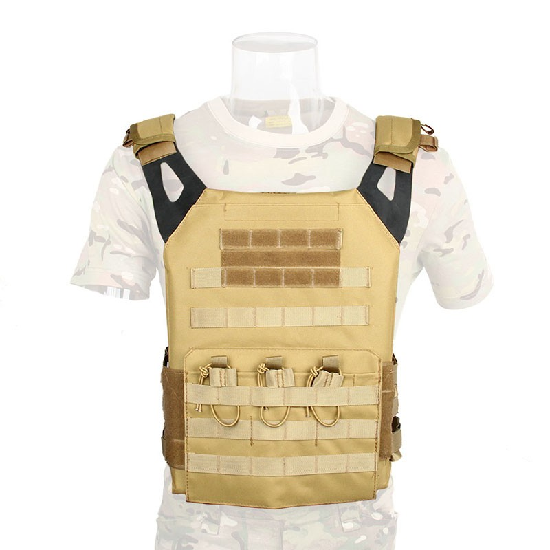 China Factory Cheap Price Professional Airsoft Bullet Proof Gear Molle Airsoft Military Vest