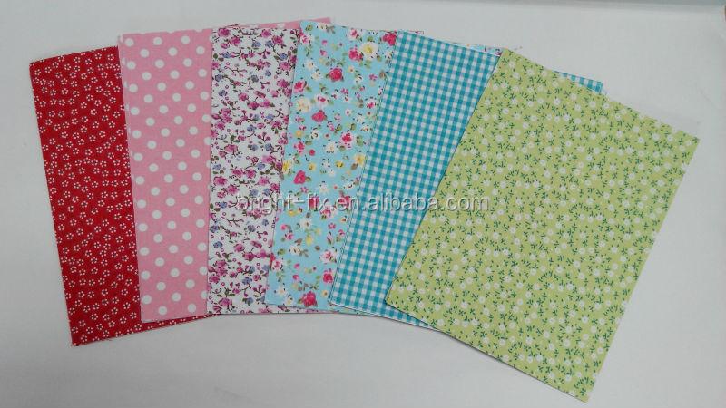 China Supplie A4 Flower Design Wall Paper Book Cover Diy Handcraft ...