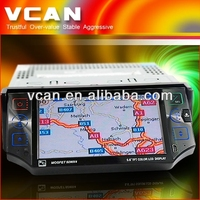 5.0'' tracking systems Touch screen Car monitor DVD Bluetooth USB SD GPS-556
