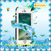 Real waterproof hard plastic cell phone case for iphone 7