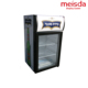 Glass Door Mini Bar Refrigerator Drink Cooler Mini Beer Fridge 40L With CE