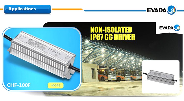 Double Stage PFC Non-isolated High Efficiency LED Driver
