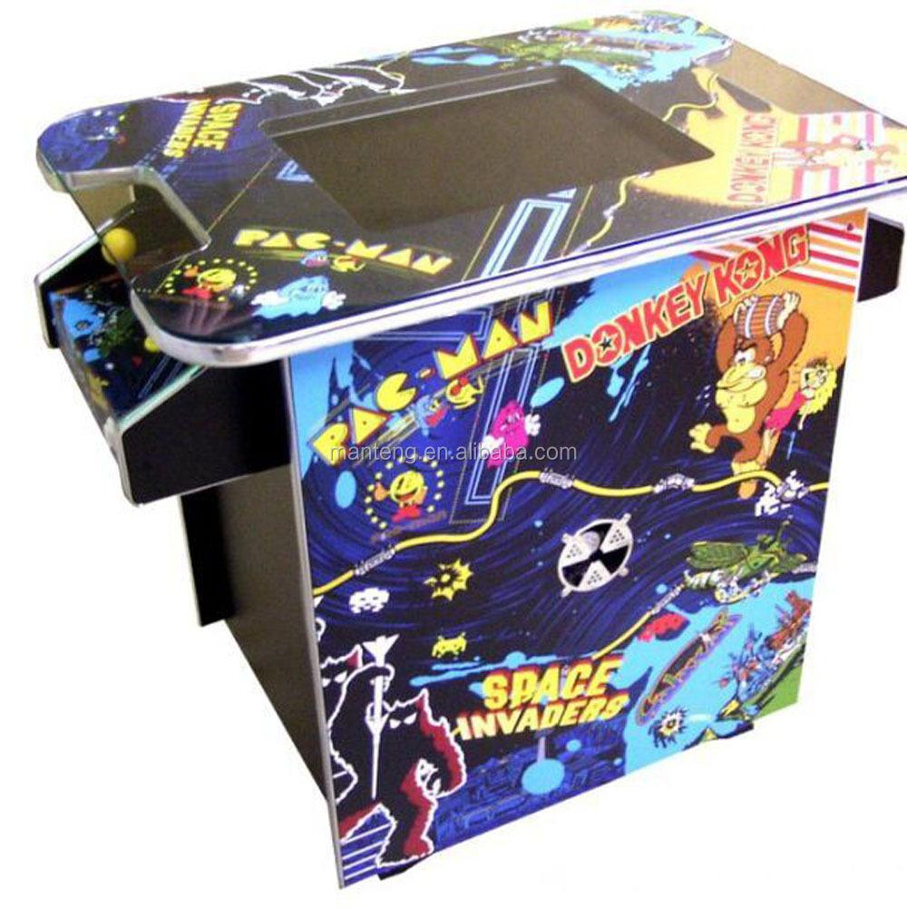 Multi Game Themed Arcade Machine - 60 Retro Games,Pacman,Donkey ...