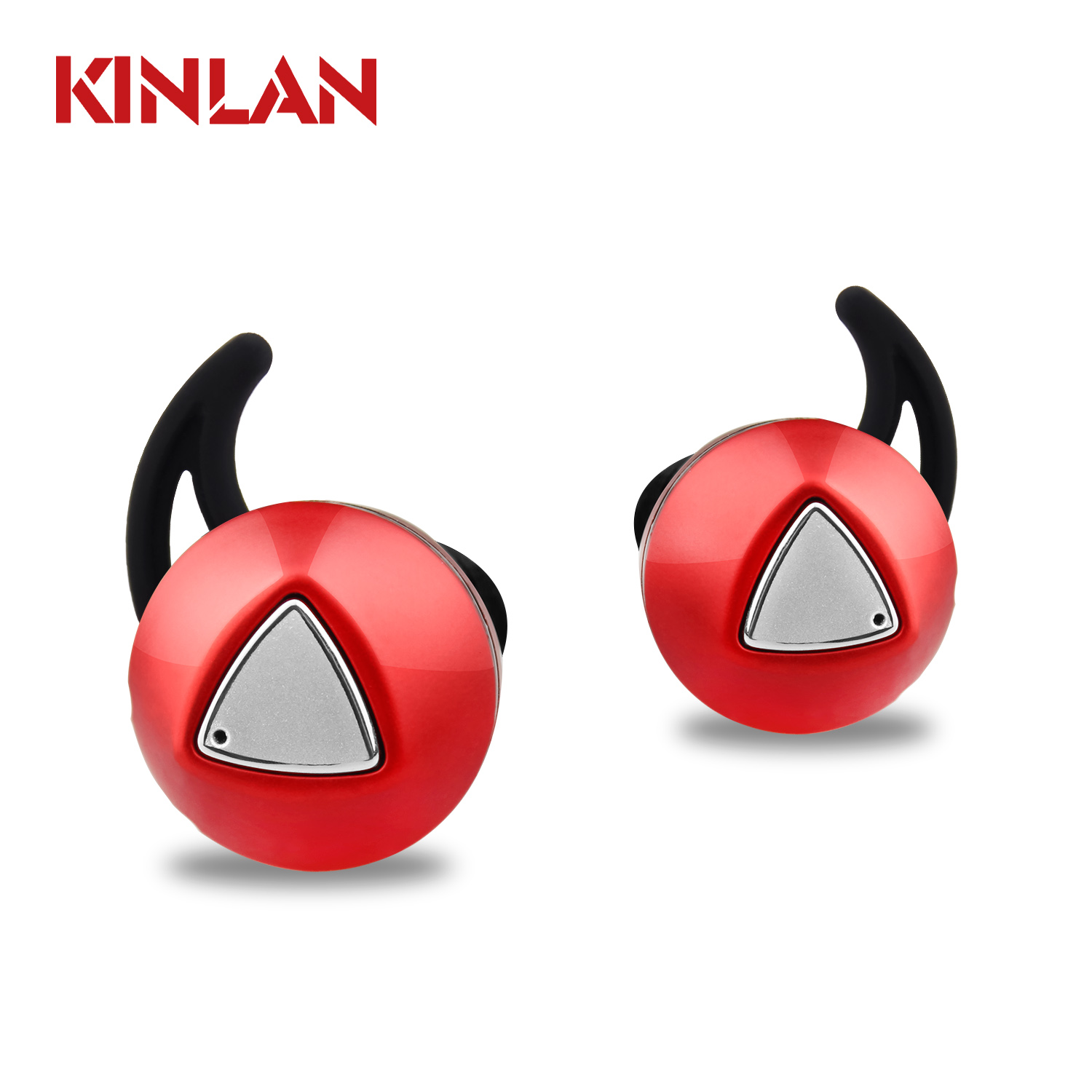 KINLAN Hot Selling noise cancelling true wireless earbuds V4.2