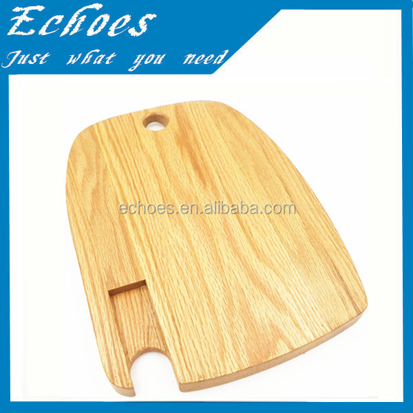 Thick and strong bamboo cutting board butcher block