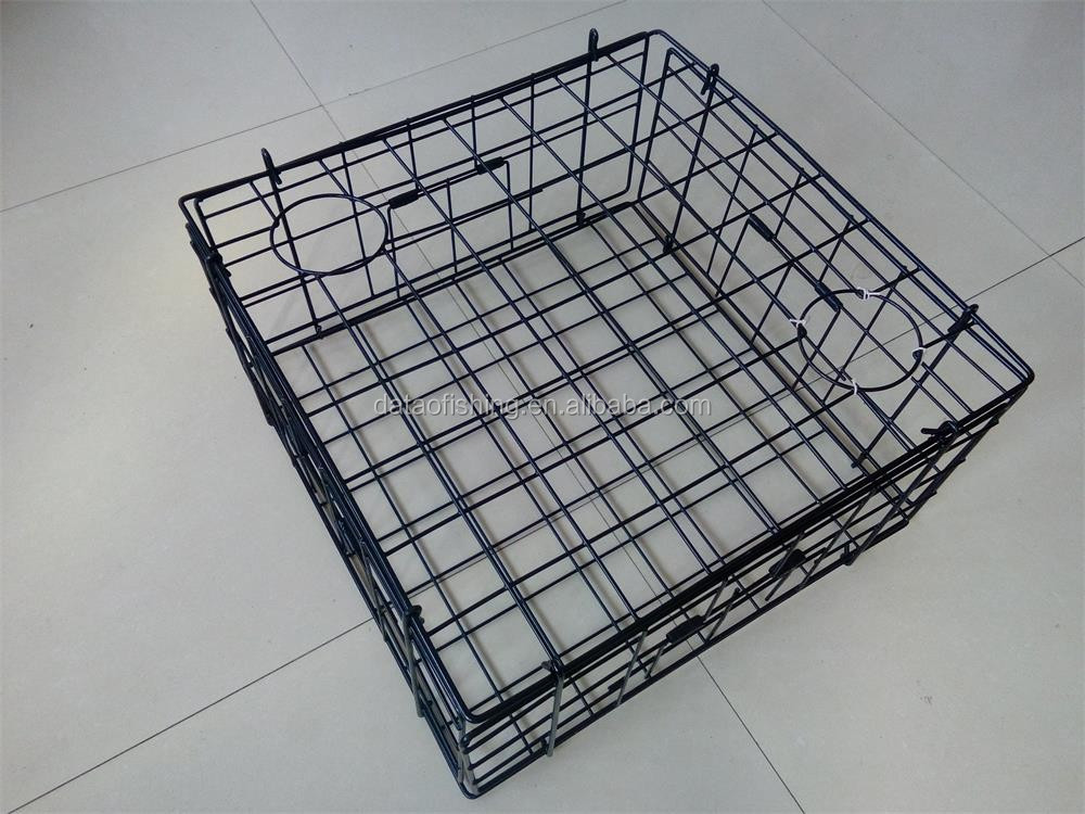 Commercial Metal Lobster Traps,Coated Crab Trap Wire - Buy Crab Traps,Coated Crab Trap Wire ...