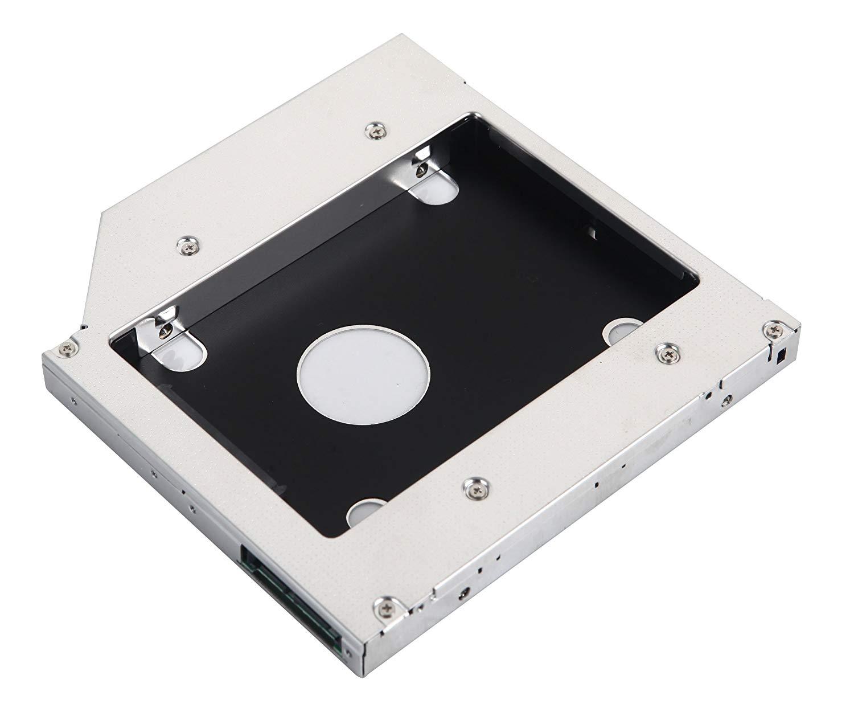 2nd SATA Hard Drive SSD HDD Frame Caddy for HP 15F-F Series 15-f033wm 15-f024wm