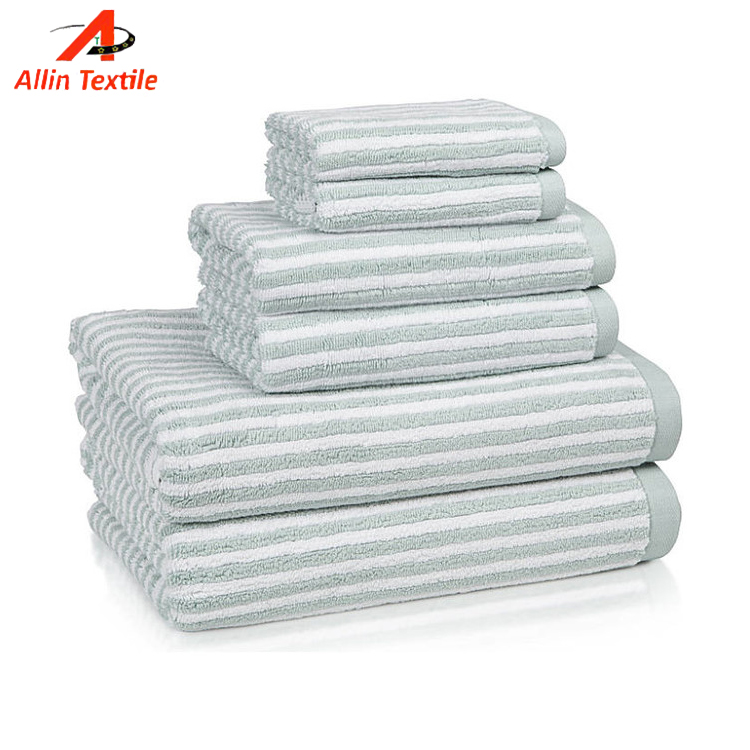 Nantong 100% cotton 100% cotton home trends bath towels for hotel
