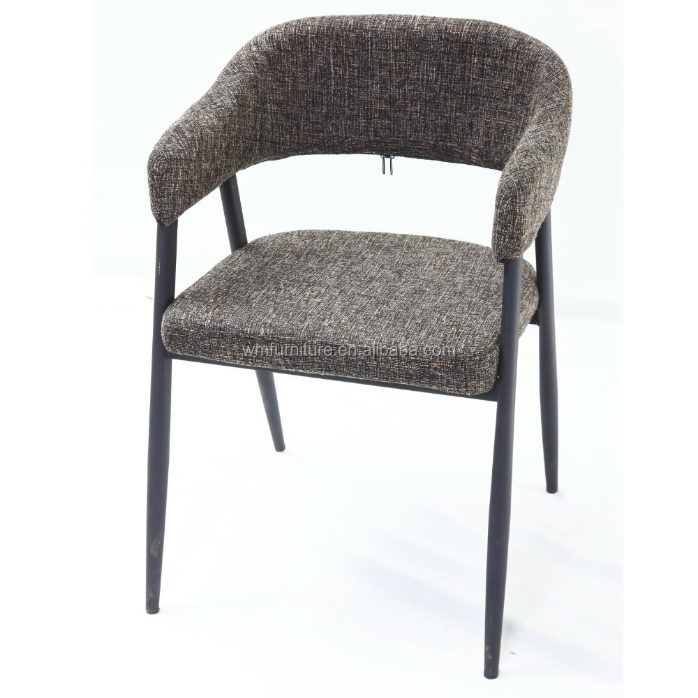 Fabric Seat Metal Frame Dining Chair Fabric Seat Metal Frame – Metal Frame Dining Chairs