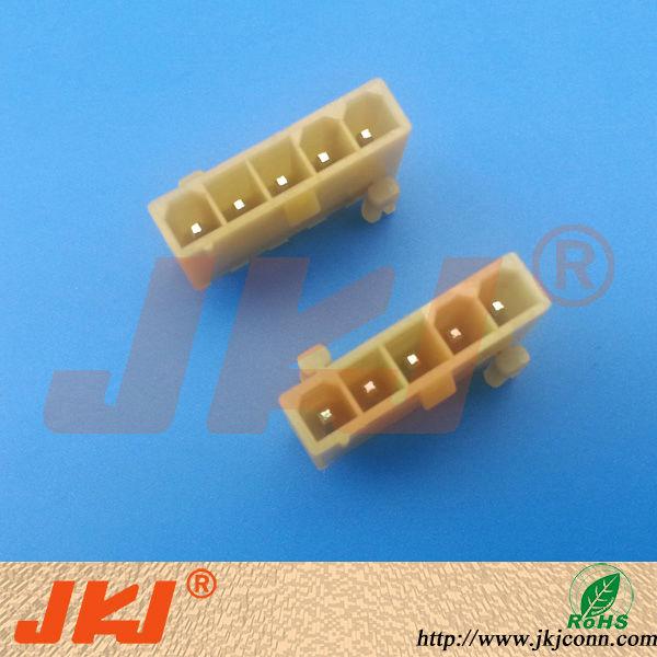 Molex 5566-na 4.20mm Pitch Single Row Vertical Wiring Harness Plug ...
