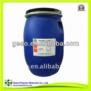 water base varnishing products with water-based providing medium shine effect
