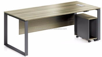 2017 Uae Market Modern Style Computer Desk With Cpu Holder Buy