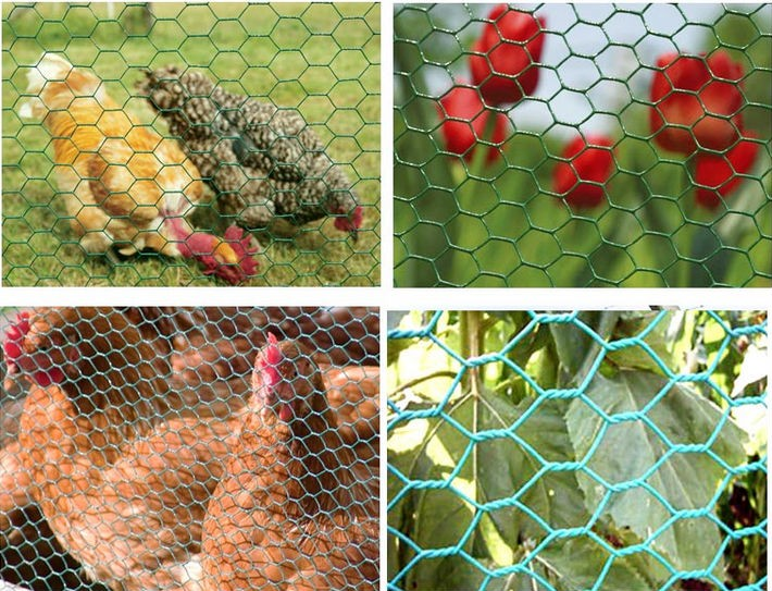 cheap Galvanized rabbit cages hexagonal wire mesh for sale