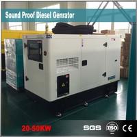 500kva Silent Volvo Penta Three Phase Diesel Generator
