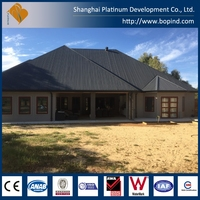 easy installation top quality modern metal prefabricated buildings