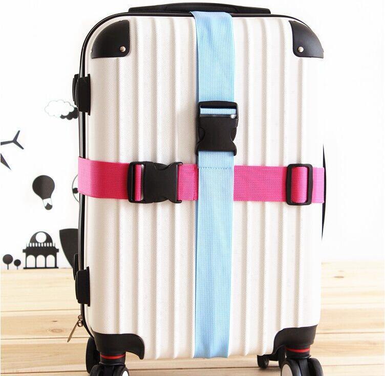 Viaggi Bagagli bagagli Cintura Valigia Tie Giù Strap Corda di Sicurezza di sicurezza