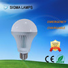 SIGMA HIGH LM AC DC 5W 7W 9W 12W 15W RECHARGEABLE BATTERY EMERGENCY BACK UP LED BULBS LAMPS LIGHT DEVICE