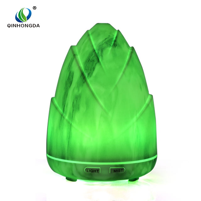 Best Selling color changing aroma humidifier with timer
