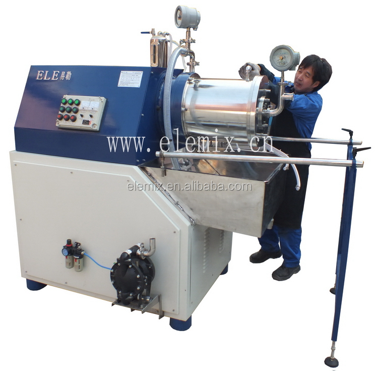 Super quality Best-Selling bead mill machine for nano coating