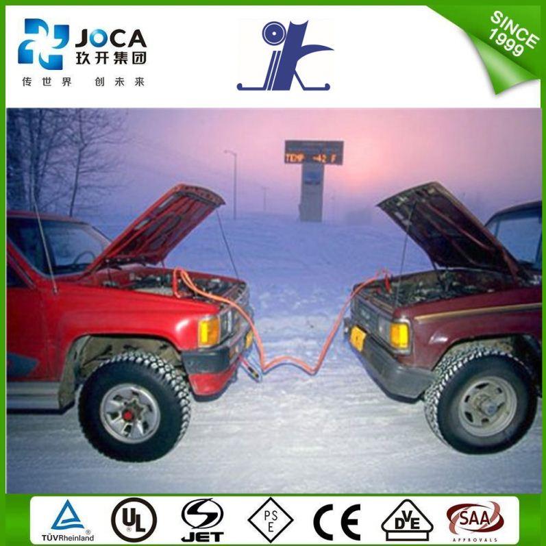 7 Pés Jumper Booster Cabos Heavy Duty Jumping Carro Caminhão De Emergência Power Starter