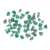 Wholesale costume DIY natural amazonite semi precious stone loose gemstone beads for rosary jewelry making