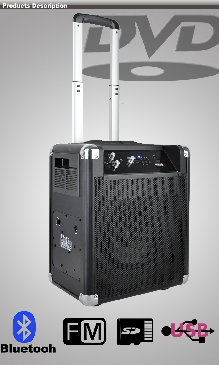 accuracy pro audio ps27c portable guitar sound system powered speaker box view protable speaker. Black Bedroom Furniture Sets. Home Design Ideas