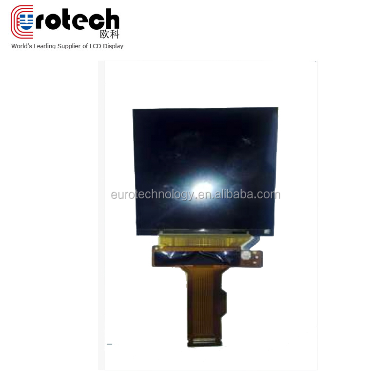 HMD VR AR device display sharp 2.9inch screen lcd LS029B3SX02 1440*1440 Square panel with full viewing angle