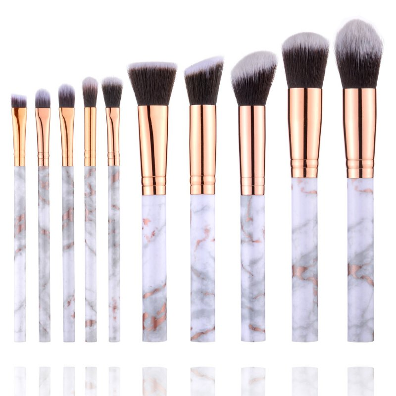 15pcs Eigenmarke Make-up Pinsel Set Ziegenhaar Make-up Pinsel Kit