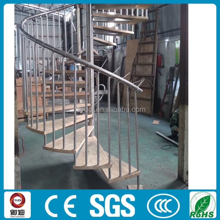 Precio de escalera de caracol de madera escaleras - Precio escalera caracol ...