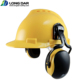 EP187D PPE ansi industrial safety helmet ear muffs