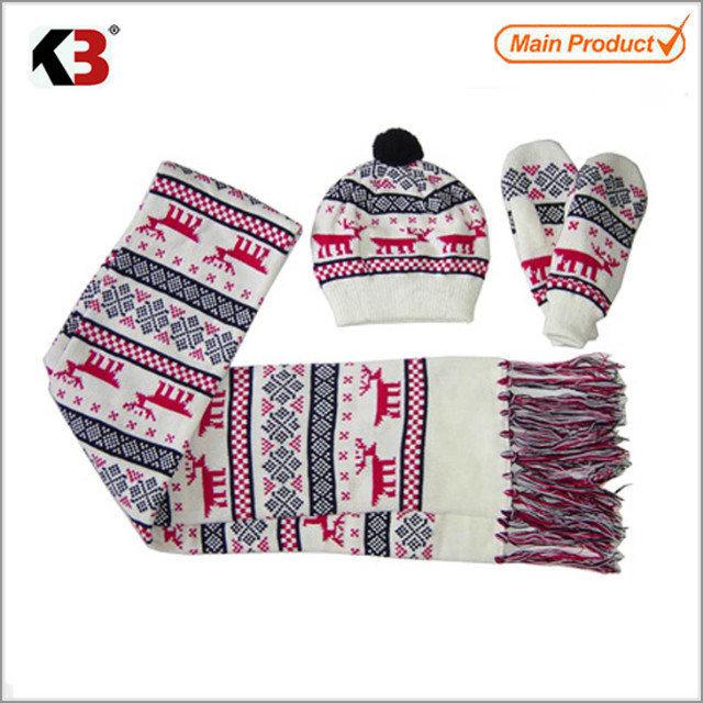 2016 Wholesale price winter hats scarves gloves girls winter beanie hats  hats scarves and gloves for 0f8d1d538b0