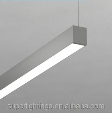 Newly Design Hanging Fluorescent Lighting Energy Saving Kitchen Lights Aluminum Pendant