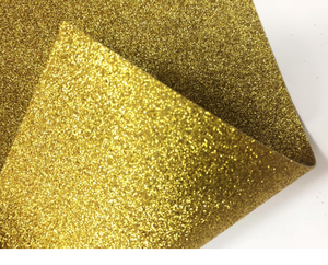 double sided glitter paper