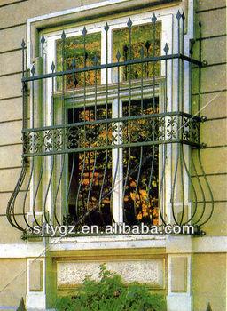 The Fashion Style Wrought Iron Window Box