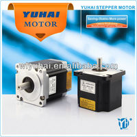 Nema34 86mm 6N.m two phase hybrid linear stepper motor and driver