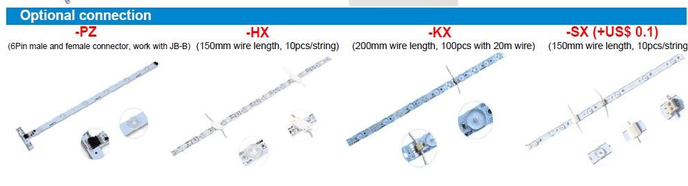 Good price aluminum pcb 2835led strip DC 12V 14W optical lens of 170degree led light bar