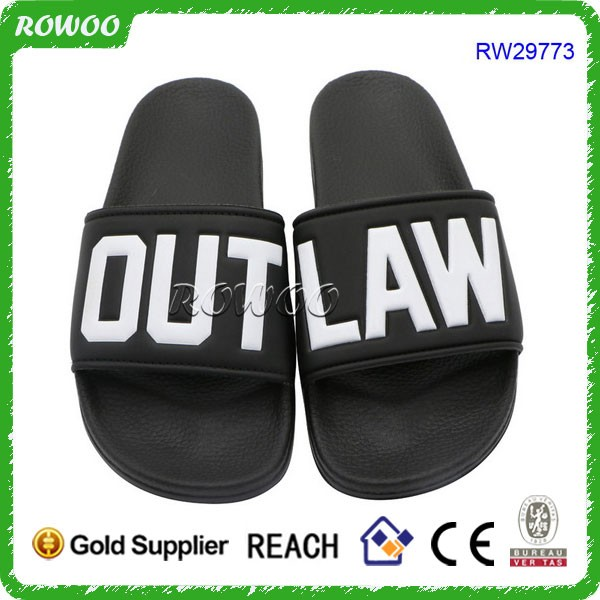 e9e8774f71ac33 Wholesale Sport Slide Sandals Cheap Man Slipper custom slide sandals for men