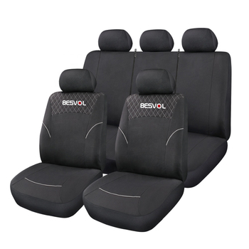 ZT-B-188  washable polyester universal car seat covers