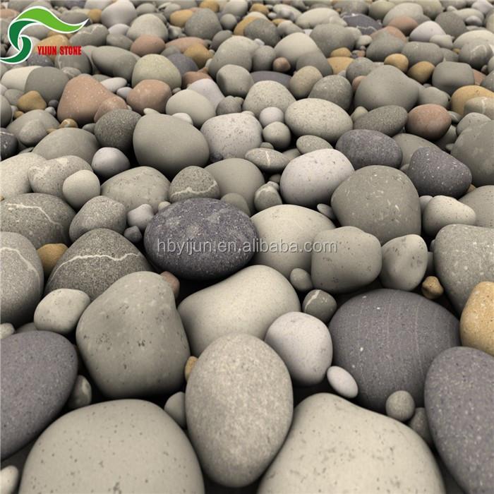 Landscaping Unpolished River Rock Pebbles Stones For Garden Buy