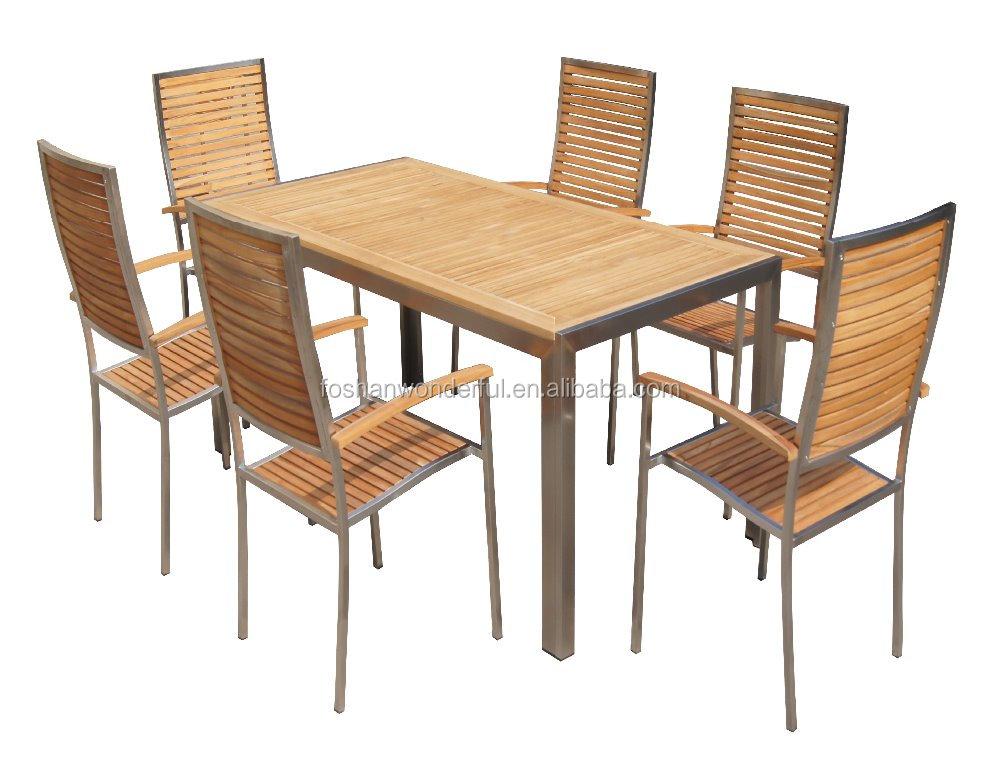 Grosshandel Gartenmobel Metall Holz Kaufen Sie Die Besten Gartenmobel